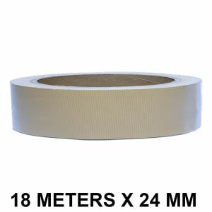 "Brown Duct Tape - 24mm / 01"" Width"