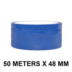 "Blue Color Tape - 48mm / 2"" Width"