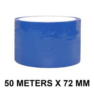 "Blue Color Tape - 72mm / 3"" Width"