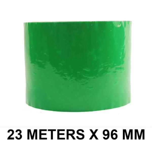 "Green Floor Marking Tape - 96mm / 04"" Width"