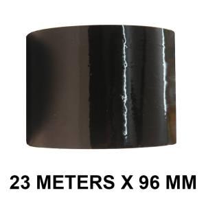 "Black Floor Marking Tape - 96mm / 04"" Width"