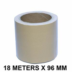 "Brown Duct Tape - 96mm / 04"" Width"