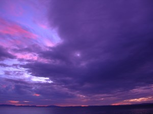 Lake Nicaragua by Cheri M. Arellano