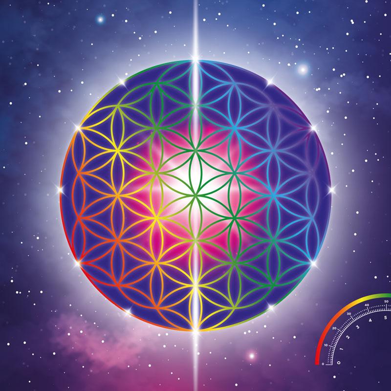 Crystalline Healing Light