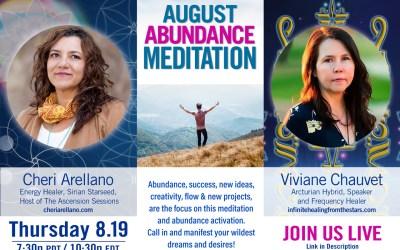 Abundance Meditation & Activation
