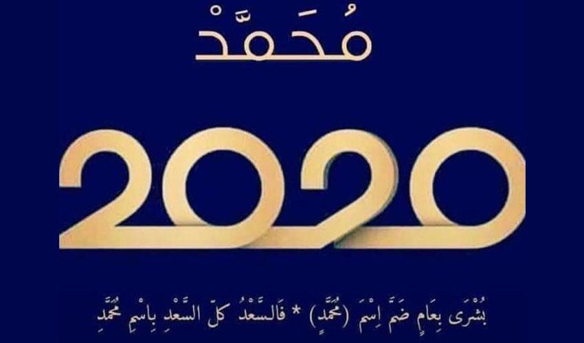 2020 – A Muhammadan Year