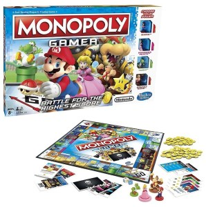Monopoly Gamer-fun family board games