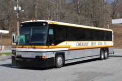 Cherokee Boys Club Fan Bus