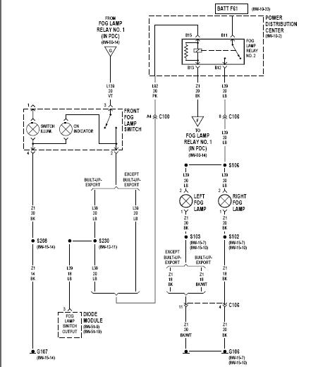 Kc Fog Light Wiring Diagram - Wiring Diagram 2017