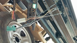 Tailgate Wiring Harness  Jeep Cherokee Forum