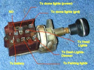 headlight switch issues  Jeep Cherokee Forum