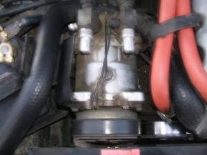 Disconnected ac wire  Jeep Cherokee Forum