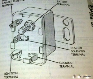 Renix XJ starter solenoid wiring question  Jeep Cherokee