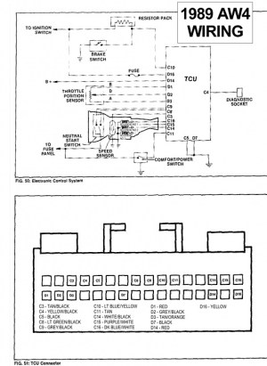 A340 Transmission Diagram  Wiring Diagram Pictures