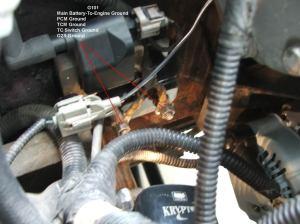 02 sensor wire problem  Jeep Cherokee Forum