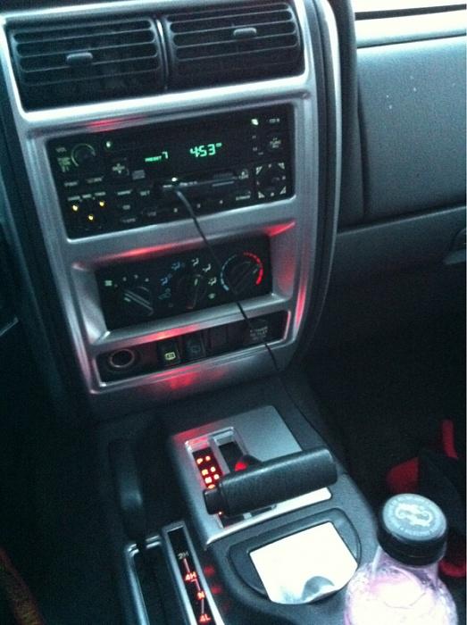 2010 Jeep Grand Cherokee Interior