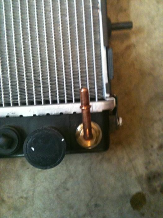 Radiator Oil Line Fittings Jeep Cherokee Forum