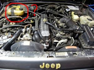 Let's see them Engine BaysPics  Jeep Cherokee Forum