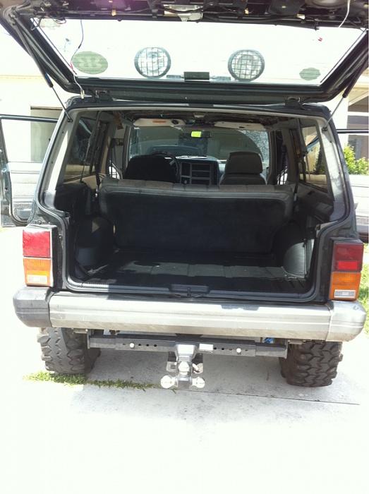 Interior Bed Liner Jeep Cherokee Forum