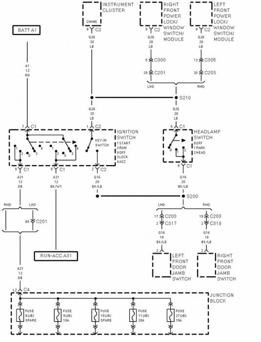 remote starter install wiring help  1992 jeep cherokee