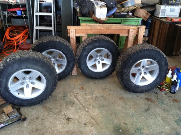 Fs Midwest Jeep Tj Rubicon Wheels Tires