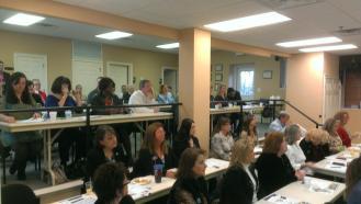 CAOR Membership Meeting 2-12-13