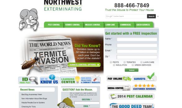 Northwest Exterminating, Garry Adams