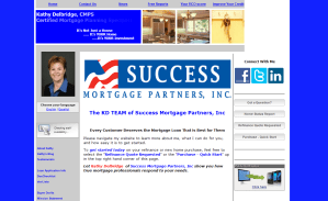 Success Mortgage, Kathy Delbridge