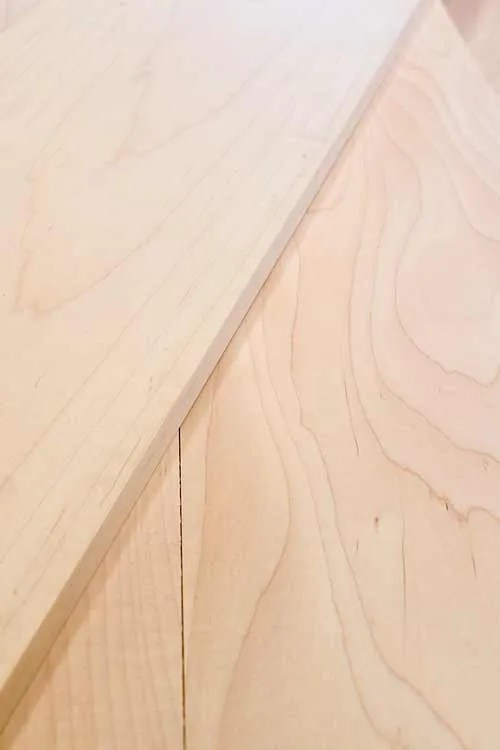 Difference And White Between Oak Oak Red
