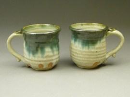 Pottery by Joel Cherrico, 2014
