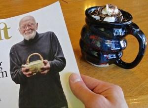 A-Potters-Journey-Magazine-Mug, Warren Mackenzie