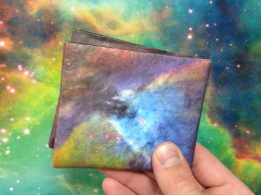 Cosmic Wallet Gift from a Monk