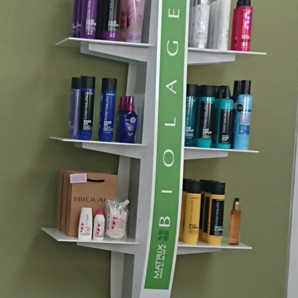 cherry boutique hitchin hair salon products biolage matrix
