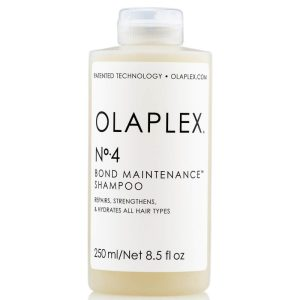 olaplex No.4 shampoo