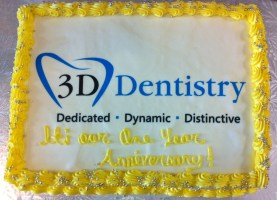 3D Dentistry Toronto First Year Anniversary