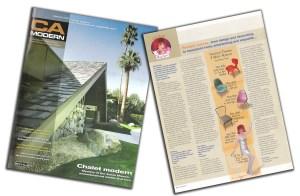 CA Mod Magazine Spread