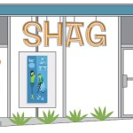 SHAG store front
