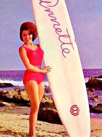 Cherry Idol Annette Funicello
