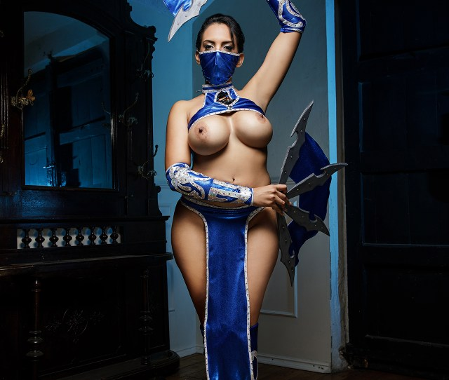 Katrina Moreno Mortal Kombat Xxx Cosplay 3