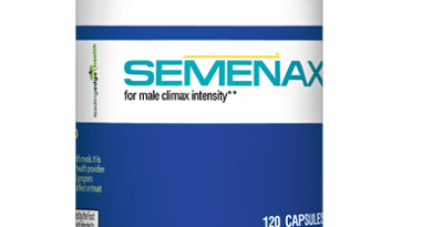 Semenax Bottle - Male Climax Intensity 120 Capsules