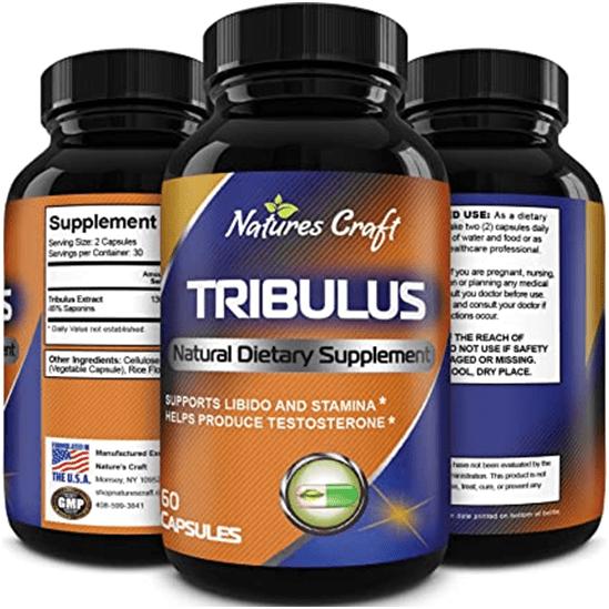 Tribulus male supplement