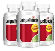 Unique Hoodia pills bottle