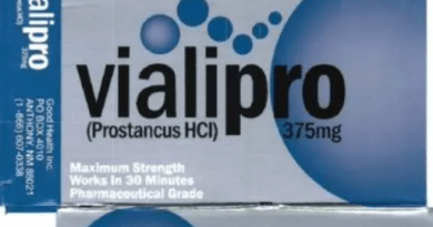 Vialipro 10 capsules box