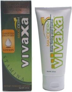 Vivaxa maxoderm sexual stamina cream
