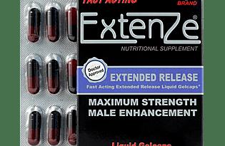new fast acting extenze maximun strengh male enhancement