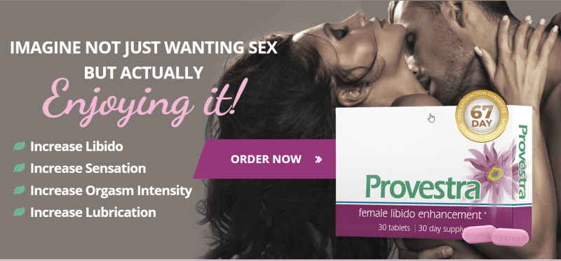 Provestra female libido enhancement orgasm intensity increase