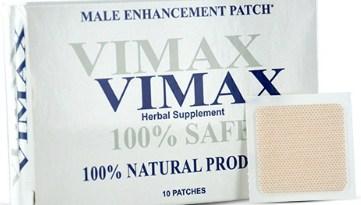 vimax patch box male enhancement patches