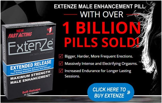 Extenze Capsules and Yohimbe