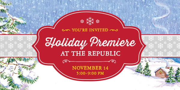 Kickoff the Holidays with Cherry Republic
