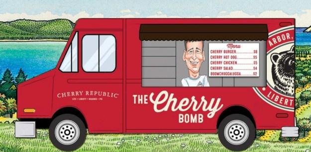 Cherry Republic Food Truck